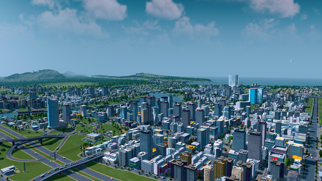 Cities: Skylines - Deluxe Upgrade Pack Screenshot 5