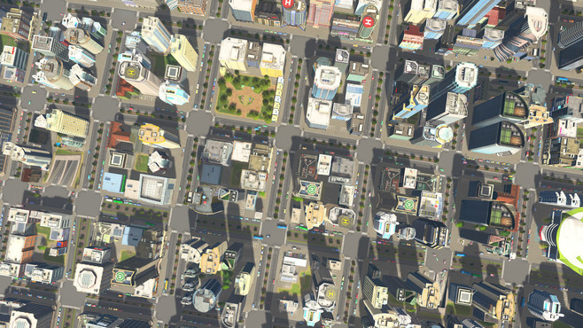 Cities: Skylines - Deluxe Upgrade Pack Screenshot 6