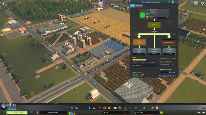 Cities: Skylines - Industries Plus Screenshot 7