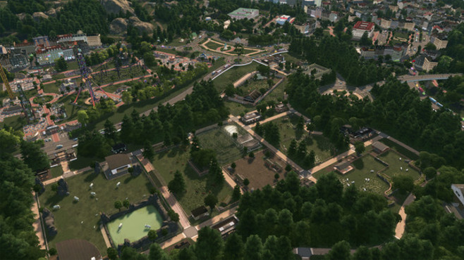Cities: Skylines - Parklife Screenshot 1