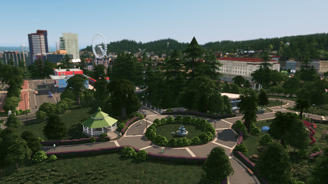Cities: Skylines - Parklife Screenshot 4