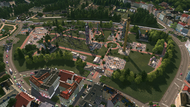 Cities: Skylines - Parklife Screenshot 6