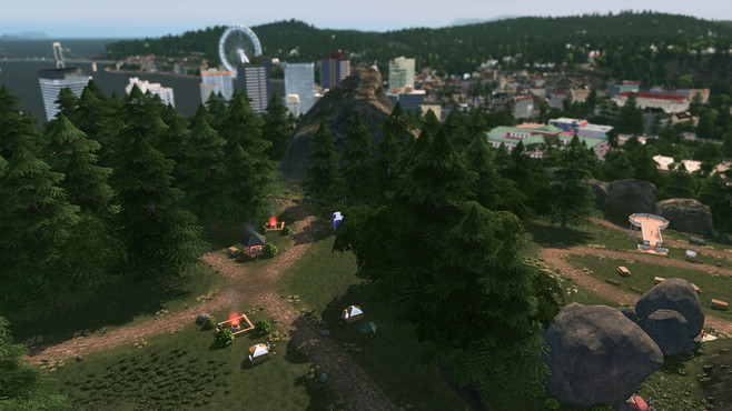 Cities: Skylines - Parklife Screenshot 7