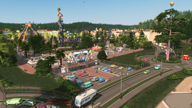 Cities: Skylines - Parklife Screenshot 8