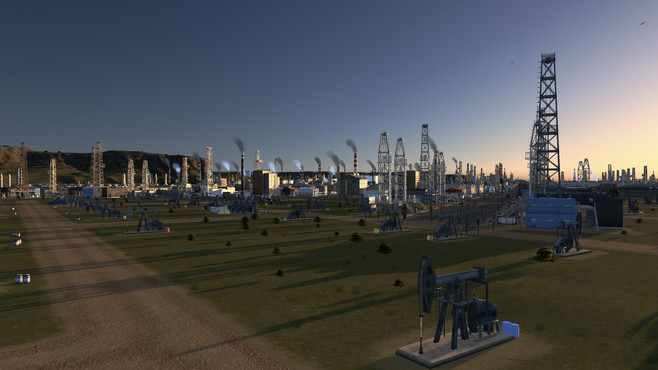 Cities: Skylines - Synthetic Dawn Radio Screenshot 1