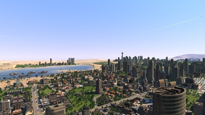 Cities XL Platinum Screenshot 1