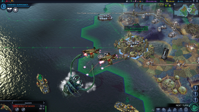 Sid Meier's Civilization: Beyond Earth – The Collection Screenshot 2