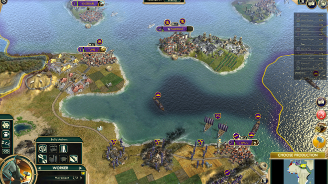 Sid Meier's Civilization V: The Complete Edition Screenshot 2