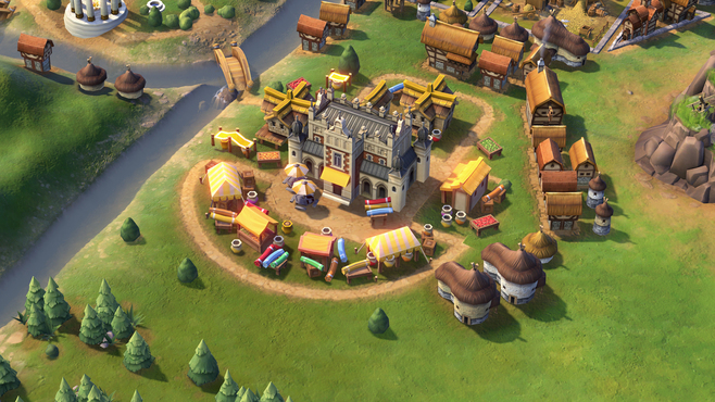 Civilization VI - Poland Civilization & Scenario Pack Screenshot 1