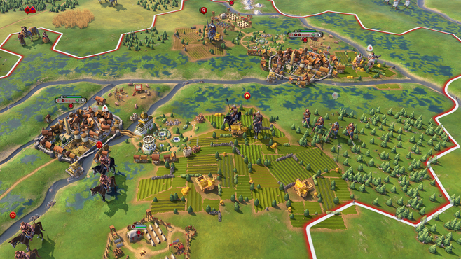 Civilization VI - Poland Civilization & Scenario Pack Screenshot 2