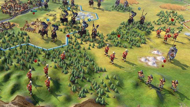 Civilization VI - Poland Civilization & Scenario Pack Screenshot 3