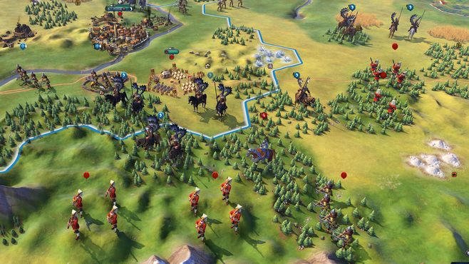 Civilization VI - Poland Civilization & Scenario Pack Screenshot 6