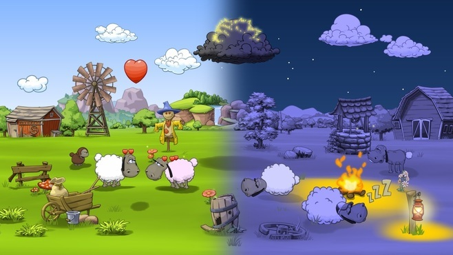 Clouds & Sheep 2 Screenshot 1