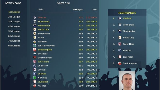 Club Manager 2017 Screenshot 5