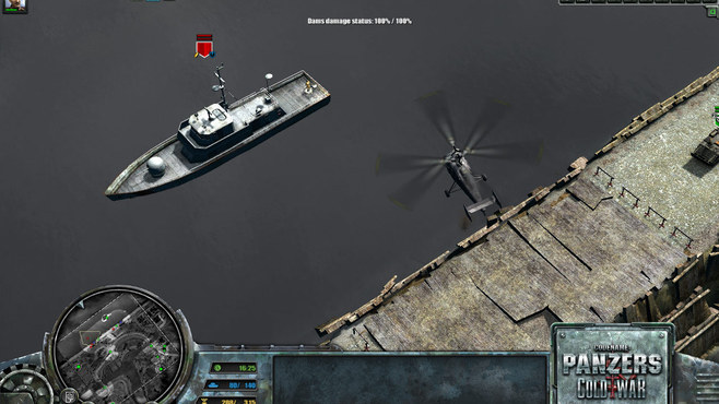 Codename: Panzers - Cold War Screenshot 3