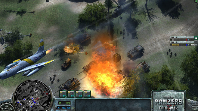 Codename: Panzers - Cold War Screenshot 8