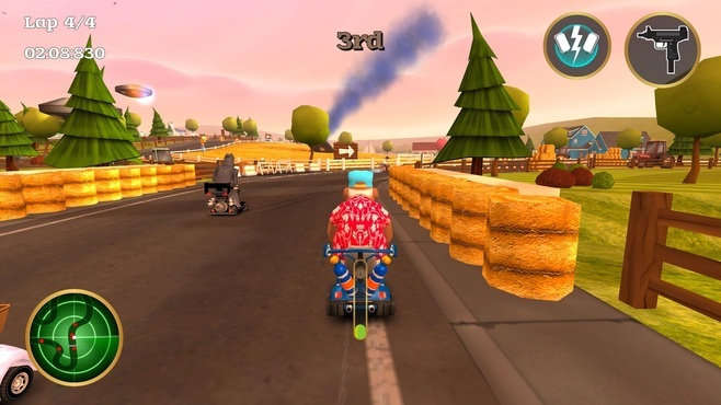 Coffin Dodgers Screenshot 4