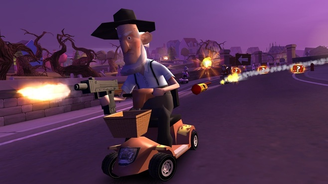 Coffin Dodgers Screenshot 5