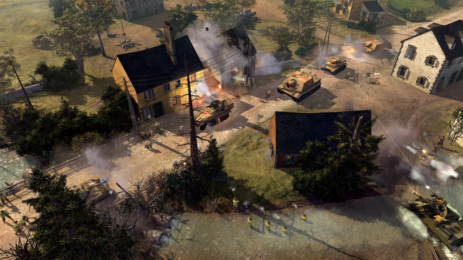 Company of Heroes 2 - The Western Front Armies - Oberkommando West Screenshot 1