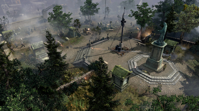 Company of Heroes 2 - The Western Front Armies - Oberkommando West Screenshot 2