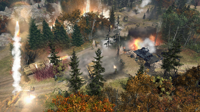 Company of Heroes 2 - The Western Front Armies - Oberkommando West Screenshot 3