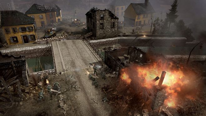 Company of Heroes 2 - The Western Front Armies - Oberkommando West Screenshot 4