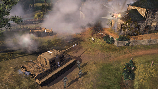 Company of Heroes 2 - The Western Front Armies - Oberkommando West Screenshot 5