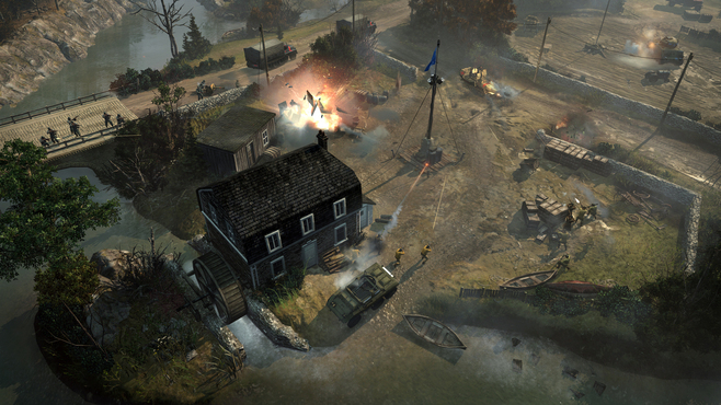 Company of Heroes 2 - The Western Front Armies - Oberkommando West Screenshot 7