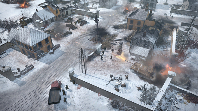 Company of Heroes 2 - The Western Front Armies - Oberkommando West Screenshot 8
