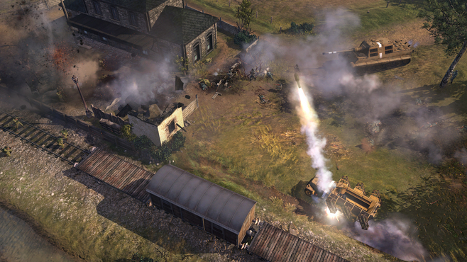 Company of Heroes 2 - The Western Front Armies - Oberkommando West Screenshot 9