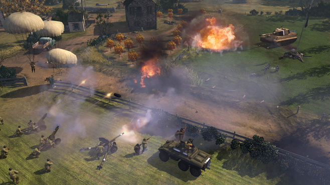 Company of Heroes 2 - The Western Front Armies - US Forces Screenshot 7