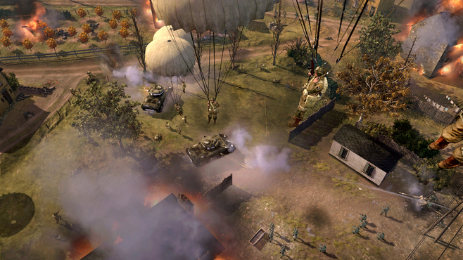 Company of Heroes 2 - The Western Front Armies - US Forces Screenshot 8