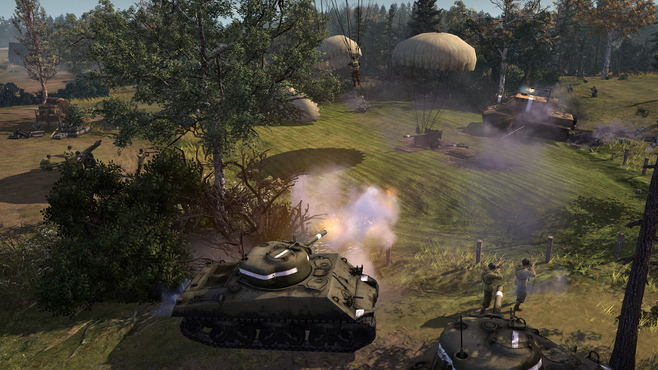 Company of Heroes 2 - The Western Front Armies - US Forces Screenshot 9