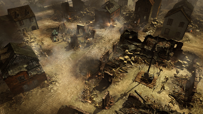 Company of Heroes 2 - The Western Front Armies - US Forces Screenshot 10