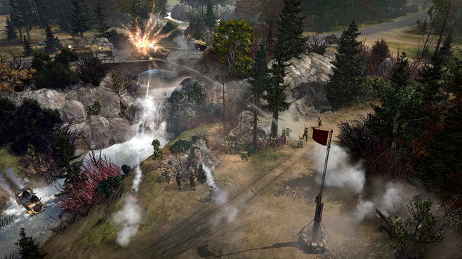 Company of Heroes 2 - The Western Front Armies - US Forces Screenshot 11