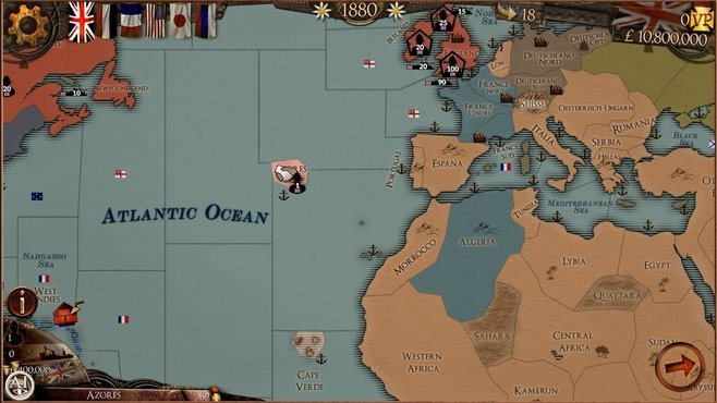 Colonial Conquest Screenshot 3