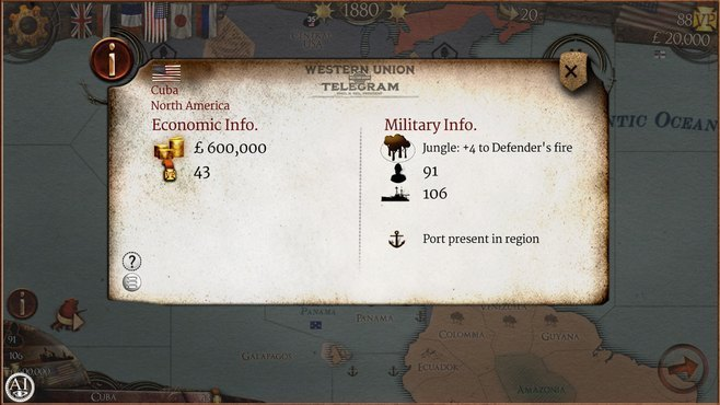 Colonial Conquest Screenshot 7