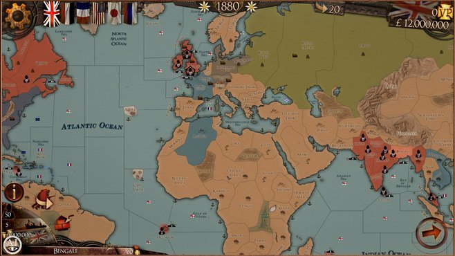 Colonial Conquest Screenshot 4