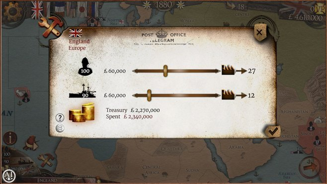 Colonial Conquest Screenshot 8