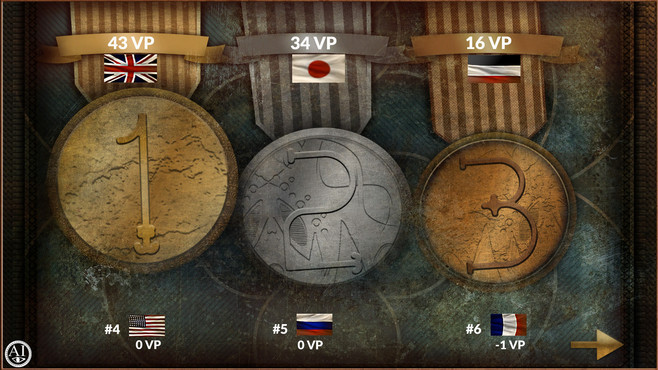Colonial Conquest Screenshot 1