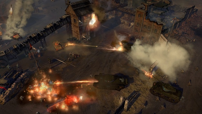 Company of Heroes 2 - The British Forces Screenshot 1