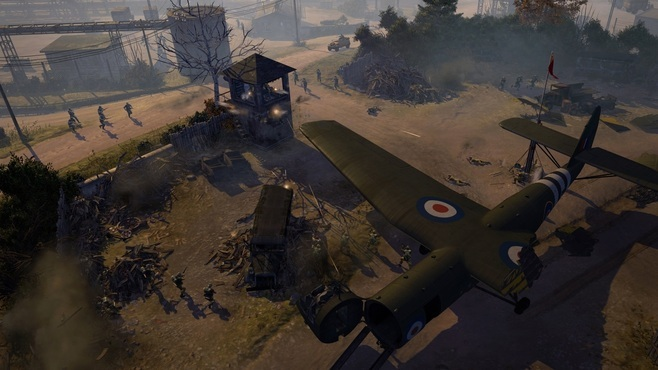 Company of Heroes 2 - The British Forces Screenshot 4
