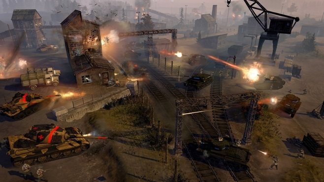 Company of Heroes 2 - The British Forces Screenshot 5