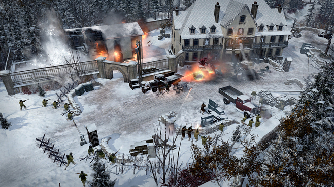 Company of Heroes 2 - Ardennes Assault Screenshot 1