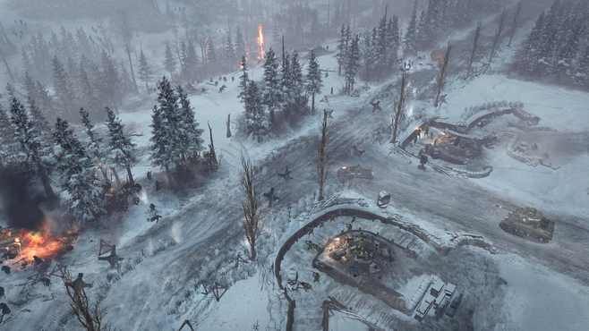 Company of Heroes 2 - Ardennes Assault Screenshot 4