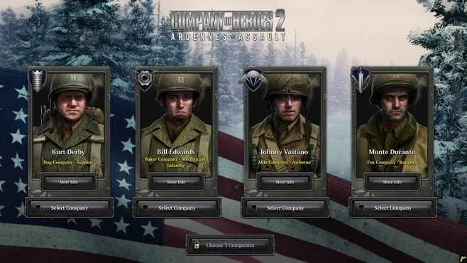 Company of Heroes 2 - Ardennes Assault Screenshot 8