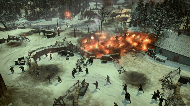 Company of Heroes 2 - Ardennes Assault Screenshot 9