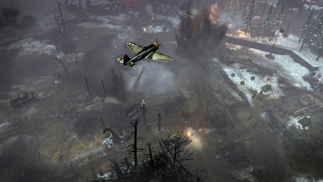 Company of Heroes 2 - Ardennes Assault Screenshot 11