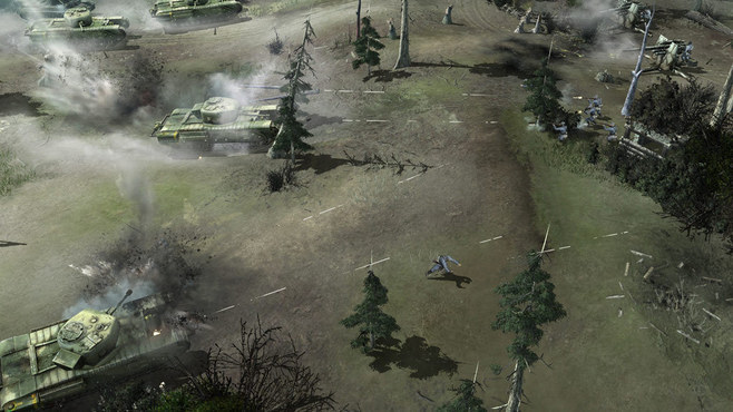 Company of Heroes: Opposing Fronts Screenshot 1