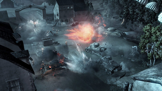 Company of Heroes: Opposing Fronts Screenshot 2